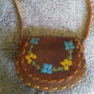 Other - Retro/vintage leather purse